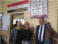 مصر تنتخب | ندي بسيوني: بحب السيسي والانتخابات نزيهة ومشرفة