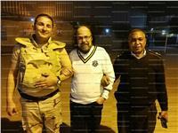 مصر تنتخب| طلعت زكريا يدلي بصوته فى الانتخابات الرئاسية