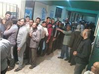 مصر تنتخب| إقبال كثيف على اللجان الانتخابية بكفر الشيخ