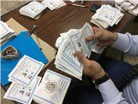 النتائج الأولية للانتخابات| لجنة 6 بالسلام: 1397 صوتا للسيسي و75 لموسى