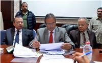 النتائج الأولية للانتخابات  السيسى 1102 وموسى 57 في لجنة االعقاد بأسوان