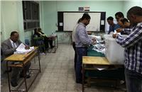 النتائج الأولية للانتخابات| السيسي يحصل على 44 ألف صوت بأحد لجان الشرقية