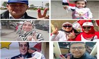 80 صورة لقراء «بوابة أخبار اليوم» في الانتخابات الرئاسية