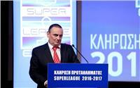 رئيس رابطة الدوري اليوناني يعلن عودة البطولة رسميًا