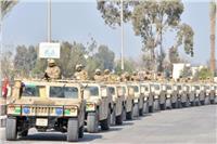 صور  ننشر نص البيان السابع عشر للقوات المسلحة عن العملية «سيناء 2018»