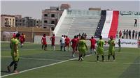محافظ المنيا يشهد نهائي دوري مراكز الشباب لكرة القدم