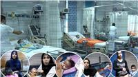 فيديو وصور| بين «الحياة والموت».. أطفال «أبو الريش» في انتظار فرصة