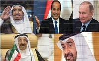 ملوك ورؤساء العالم يهنئون الرئيس السيسي بفوزه بفترة رئاسية جديدة (مُحدث)