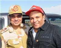 بالفيديو| محمد فؤاديطرح أغنية جديدة بمناسبة فوز الرئيس عبد الفتاح السيسى