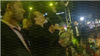 فيديو وصور| طارق عبد الحليم يحيي حفل «يلا سيسي» في المعادي