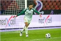 صورة.. هل ينضم محمد عواد لبطل الدوري الهولندي؟