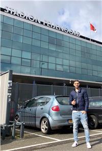 مفاجأة  بطل الدوري الهولندي استقبل محمد عواد بعد معسكر سويسرا