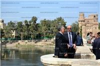 عشماوي: الاتفاق مع الوزارات المعنية لتنفيذ خطة لتطوير القناطر الخيرية