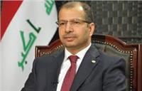 رئيس البرلمان العراقي: للمصريين دين في رقابنا