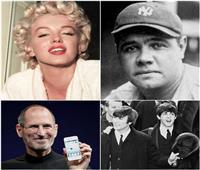 5 مشاهير.. بدأوا من «تحت الصفر»