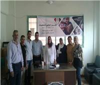 في الأسبوع العالمي للتطعيم.. الخانكة تنظم حملة «أطفال مصر مستقبلها»