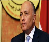 سامح شكري يطرح على وزراء الخارجية العرب خطة نصرة القدس