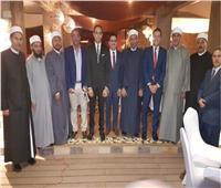 سفارة مصر ببورندي تحتفل بيوم إفريقيا بـالفول والكشري
