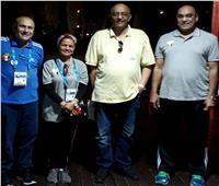 سفير مصر في برشلونة يزور البعثة المصرية المشاركة في دورة العاب البحر المتوسط