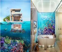 أمتع من الخيال| أجمل 10 فنادق «تحت الماء».. 4 منها في دبي