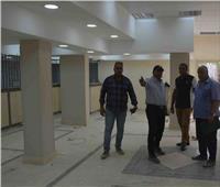 محافظ الأقصر يتابع أعمال الإنشاءات بسجل مدني العوامية الجديد