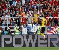 روسيا 2018| هازارد يعزز تقدم بلجيكا بالهدف الرابع أمام تونس |فيديو