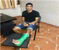 طبيب الدراويش يؤكد: عودة عبدالنعيم للتدريبات بعد أسبوع
