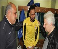 مرتضى منصور يكشف موقفه من رحيل «جنش»