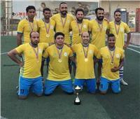 الإسماعيلي البنتابول بطل كأس مصر للمرة الثالثة على التوالي