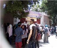 امتحانات الثانوية| فرحة بين طالبات شبرا بسبب سهولة «الأحياء»