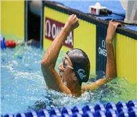 فريدة عثمان تحقق ذهبية جديدة فى «دورة ألعاب البحر المتوسط»