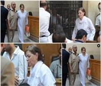 صور| تفاصيل محاكمة سعاد الخولي بتهمة الرشوة