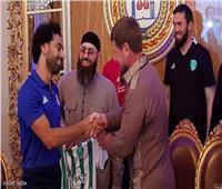 شاهد| أحمد موسي يهاجم اتحاد الكره بسبب محمد صلاح