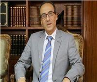 «الحاج» يبحث مشاركة الجامعة العربية باليوبيل الذهبي لمعرض الكتاب