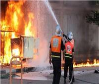 السيطرة على حريق شقة سكنية بالهرم وآخرى بمصر القديمة
