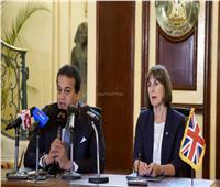 رئيسة جامعة ليفربول: نحرص على التعاون مع الجامعات والمراكز البحثية المصرية