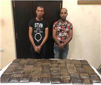 ضبط أخطر تجار مخدراتفي المطرية بـ16 كيلو حشيش