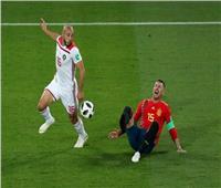 روسيا 2018  شاهد.. تعادل المغرب مع أسبانيا 1-1 في الشوط الأول