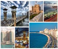 روشتة لانتعاش السياحة بالإسكندرية.. خطوط الطيران الأوروبية الأبرز