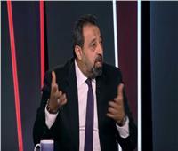 فيديو| هجوم ناري من الإبراشي على اتحاد الكرة.. ومجدي عبد الغني يرد