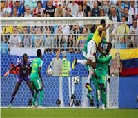 روسيا 2018  كولومبيا تسجل الهدف الأول في السنغال «فيديو»