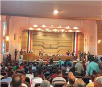 «المراغي»: عمال مصر يرفضون الإضراب ويقفون خلف قيادتهم السياسية