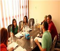 مركز «فعّال» يقدم ورشة مجانية للمكفوفين في الإلقاء الصوتي
