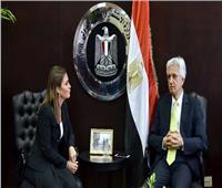 وزيرة الاستثمار: زيادة دعم البنك الدولي «لإعمار سيناء»