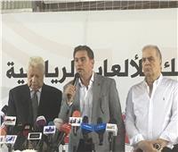 خالد جلال: أشكر مجلس الإدارة.. والمرحلة الحالية تطلب مدرب أجنبي