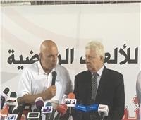مرتضى منصور يكشف مفاجأة بشأن مفاوضات الشناوي مع براميدز