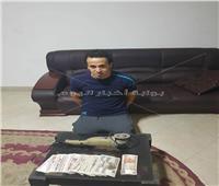 مباحث القاهرة تلقي القبض على سارق خزينة مركز شباب الوايلى