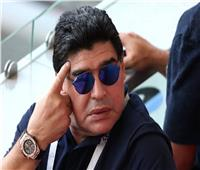 مارادونا: الحكم الأمريكي سرق مباراة كولومبيا وإنجلترا