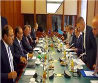 صور| سفير سابق للنمسا بدرجة وزير خارجية.. سر الجولة الأوروبية
