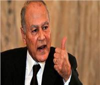 أبو الغيط يدعو لوقف إطلاق النار في جنوب غرب سوريا